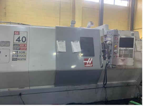 Haas SL-40BB - 2007 1