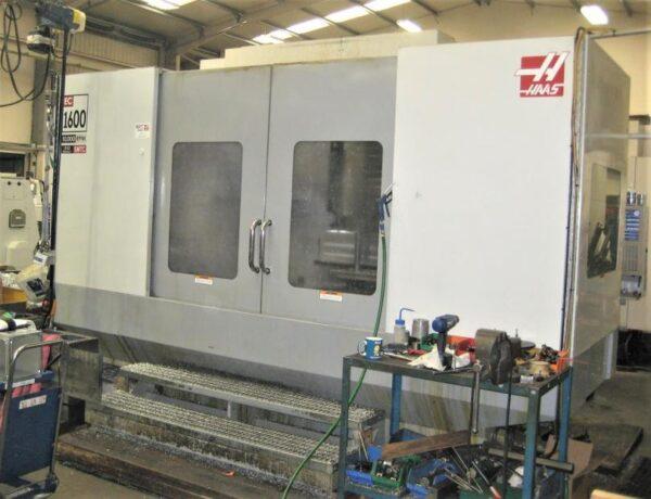 Haas EC-1600YZT (2007) 1
