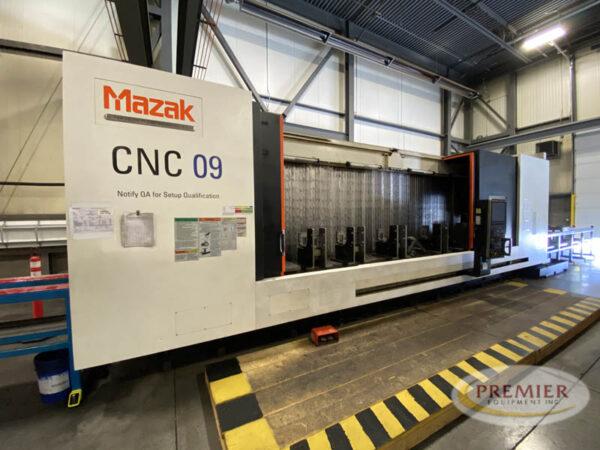 Mazak SVC-2000L/200-II (2012) 1