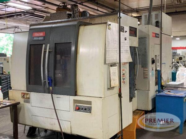 Mazak PFH-4800 - 2003 1