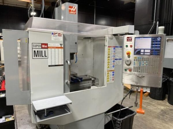 Haas Super Mini Mill (2007) 1