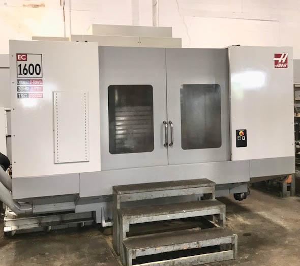 Haas EC-1600ZT - 2008 1