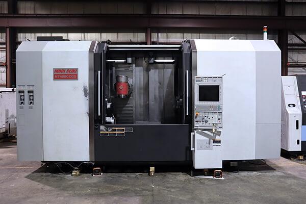 Mori Seiki NT4250DCG/1500SZ - 2011 1