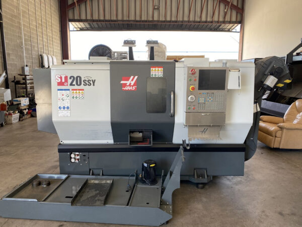 Haas ST-20SSY (2016) 1