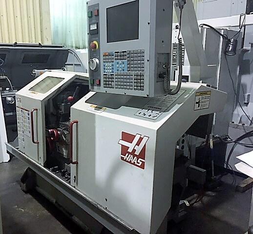 Haas TL-1 - 2005 1