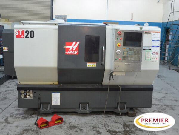 Haas ST-20 - 2011 1