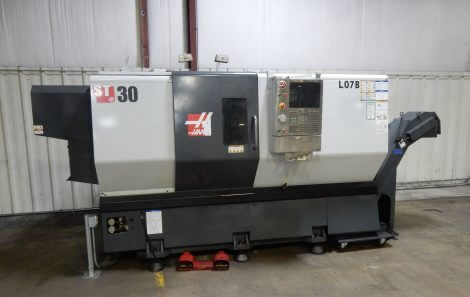 Haas ST-30 - 2011 1