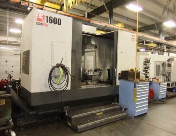 Haas EC-1600 - 2014 1