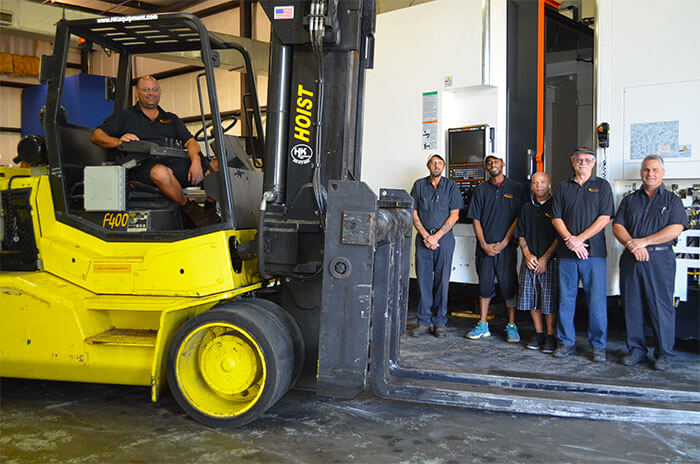 Warehouse Team - Premier Equipment