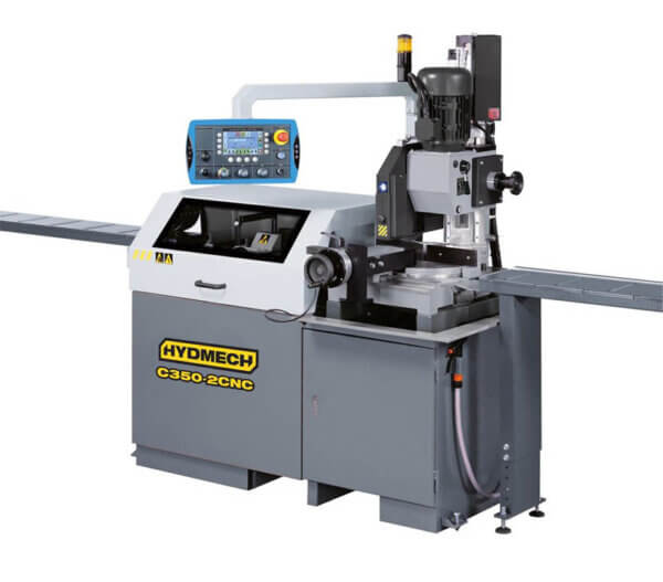 Hyd-Mech C350-2CNC Auto Column Cold Saw (New) 1