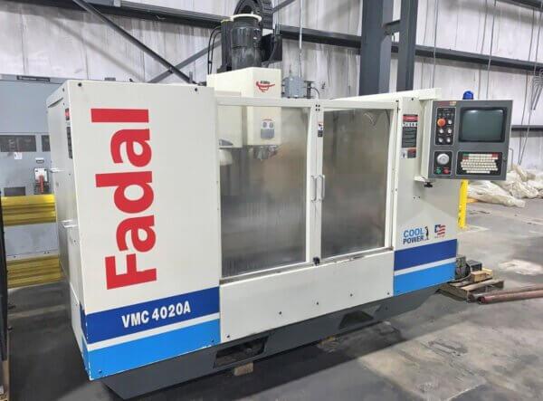 Fadal VMC4020AHT - 2000 1