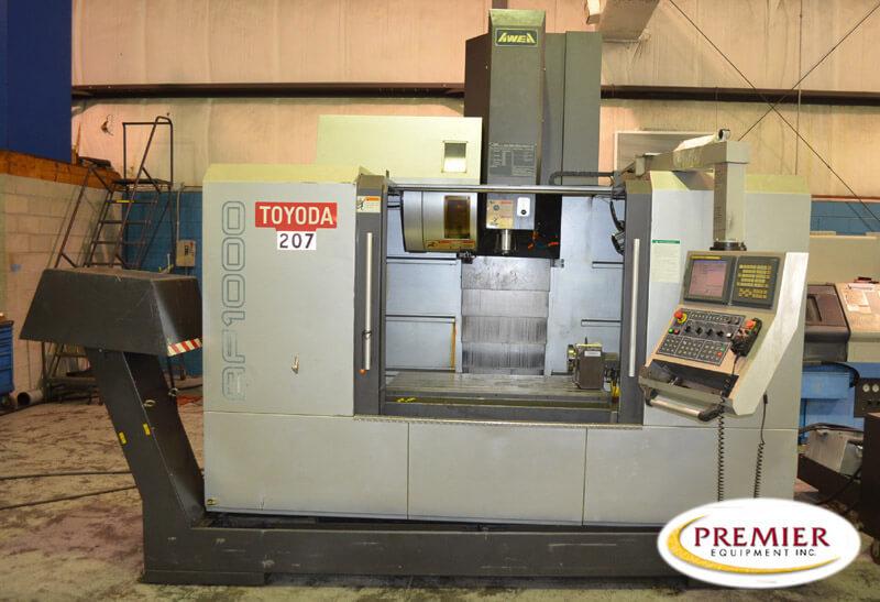 Toyoda AF1000 CNC Mill