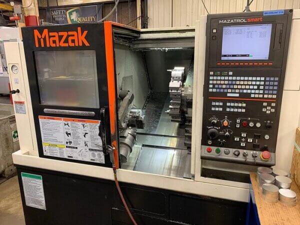Mazak Smart 100S - 2011 1