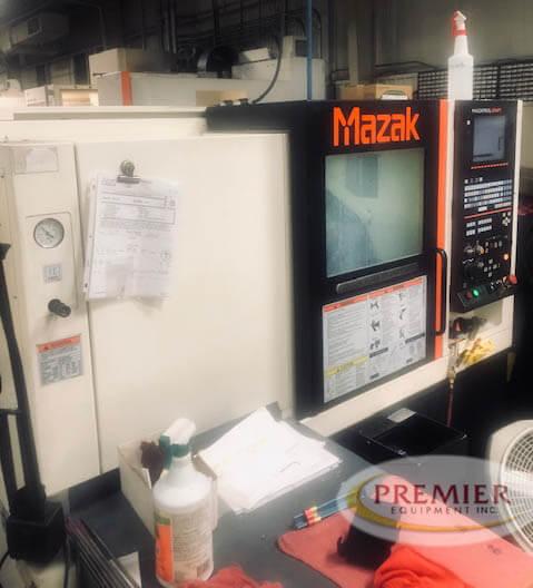 Mazak Smart 100S - 2012 1
