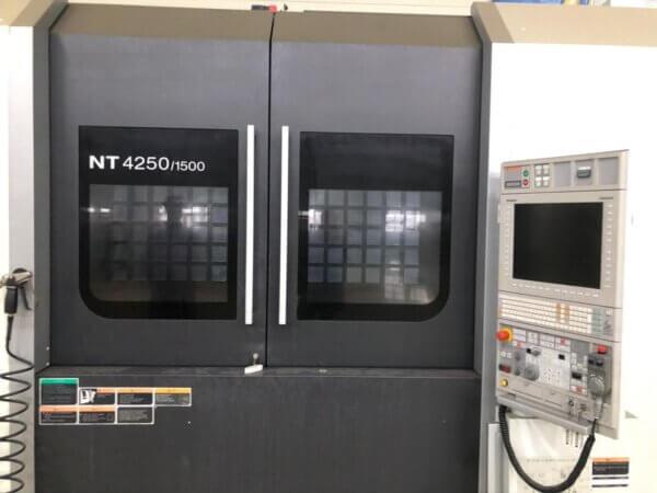 DMG Mori NT4250DCG/1500S - 2015 1