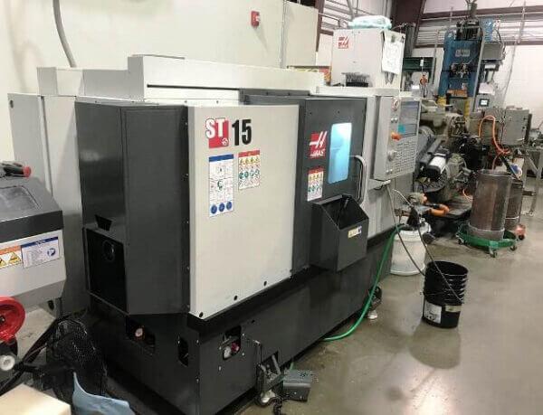 Haas ST-15 - 2018 1