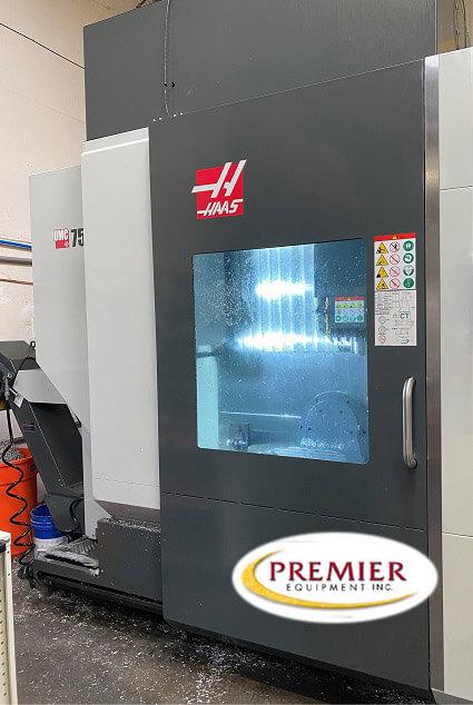 Haas UMC-750 - 2018 1