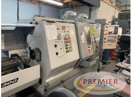 Haas SL20T Used CNC Lathe