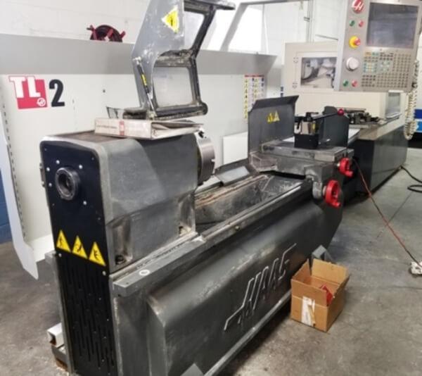 Haas TL-2 - 2010 1
