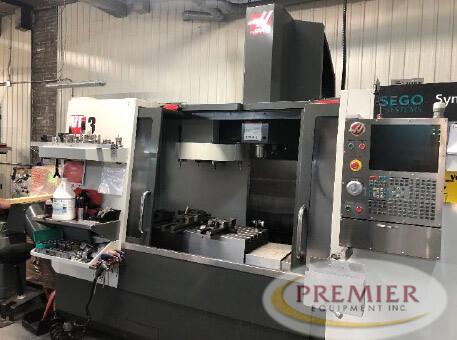 Haas VF3 Used CNC Mill