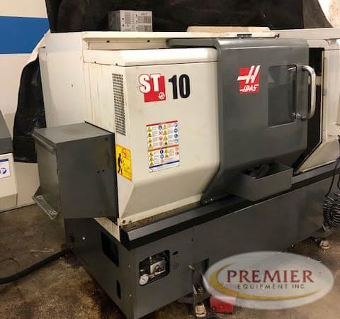 Haas ST10 Chucker Used CNC Lathe