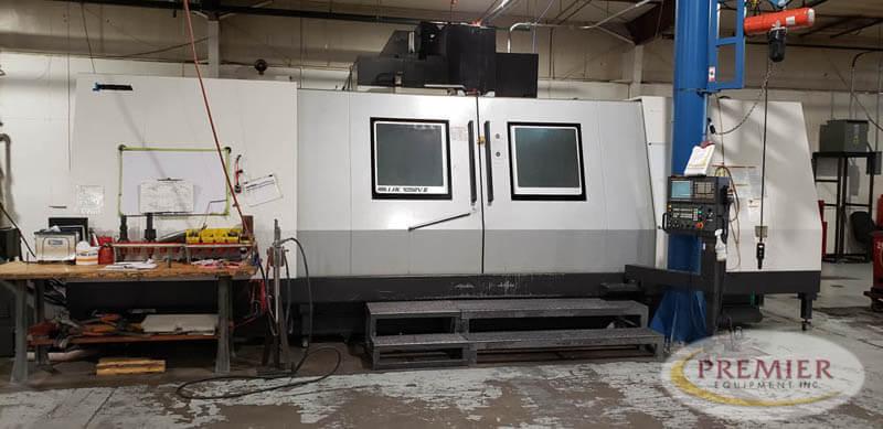 Okuma Millac 1052V Used CNC Mill