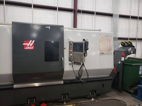 Haas ST45 Used CNC Lathe
