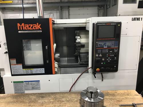 Mazak QTN250 Used CNC Lathe