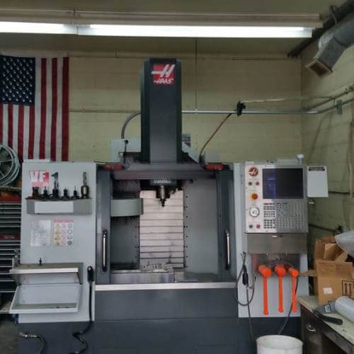 Haas VF1 Used CNC Mill