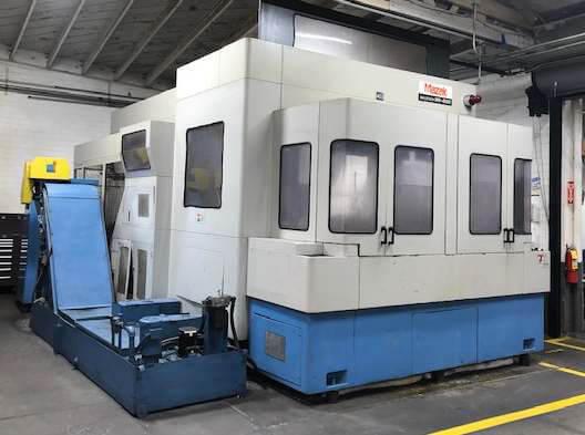 Mazak HV800 Used CNC HMC