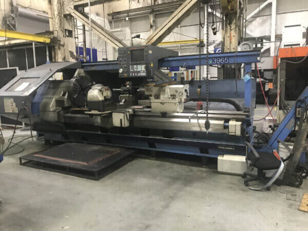 Mazak Power Master 2500U - 1998 1