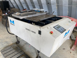 Midaco 40SD Pallet Changer 1