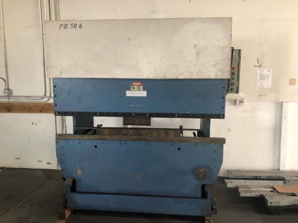 RK Machinery PB-50-6 Press Brake 1