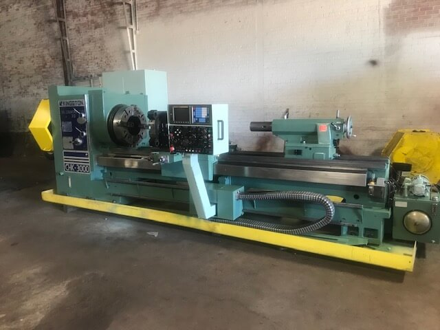 Kingston CHK3000 Engine Lathe