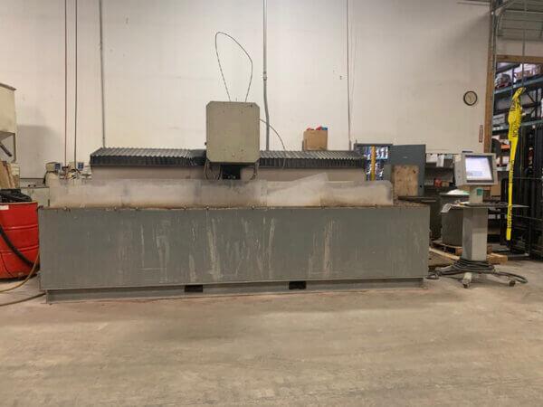Flow CNC Waterjet