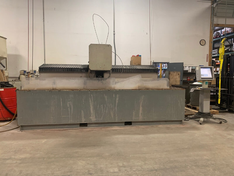Flow CNC Waterjet