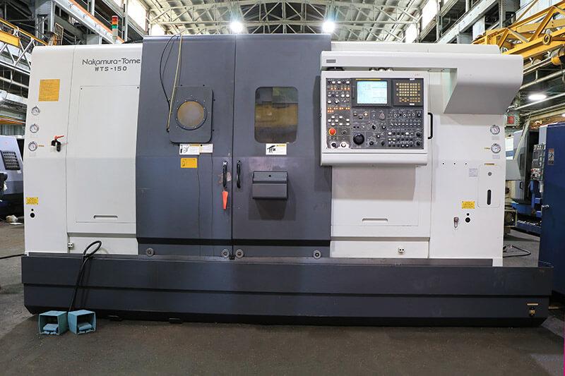 Nakamura WTS150 CNC Lathe