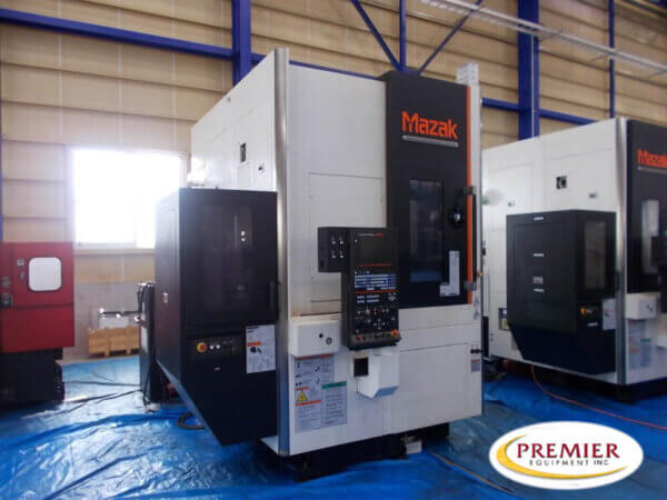 Mazak Megaturn Smart 500MS