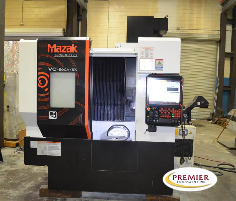 Mazak VC500A5X