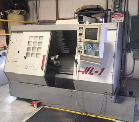 Haas HL1 Chucker for sale