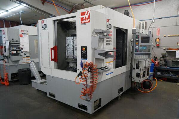 Haas EC-400 Used CNC HMC