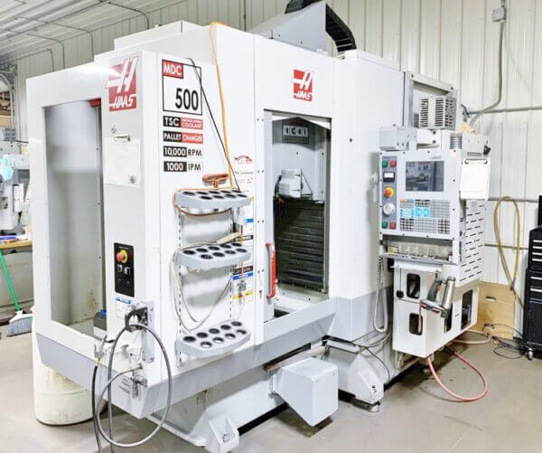 HAAS MDC500 for sale