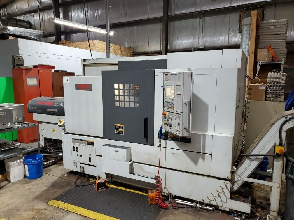 Mori Seiki NL-2500SY/ 700 Multi-Axis Turning Center