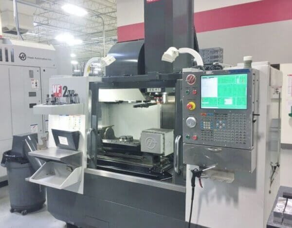 Haas VF2TR 5-Axis CNC Mill