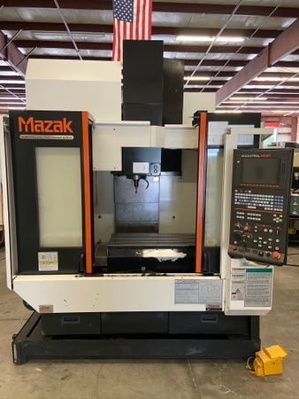 Mazak VCS430A Used CNC Mill