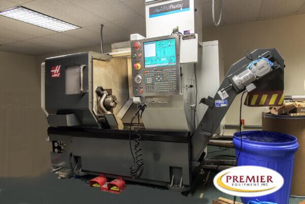 Haas ST10 Used CNC Lathe