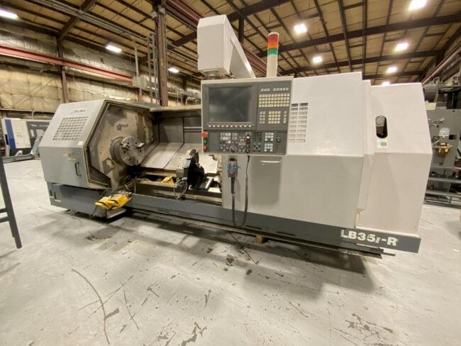 Okuma LB35II CNC Lathe for sale