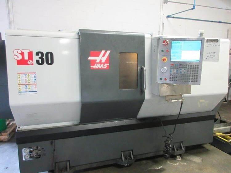 HAAS ST30TB CNC Lathe for sale