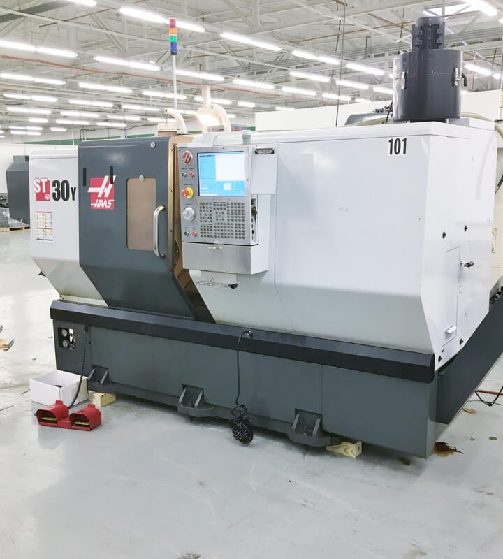 HAAS ST30Y CNC Lathe for sale
