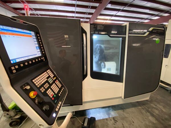 DMG MORI CTX450 Used CNC Lathe for Sale